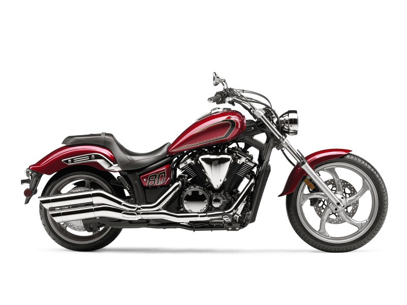 Yamaha stryker motorcycles for sale in oregon for Yamaha stryker bullet cowl for sale