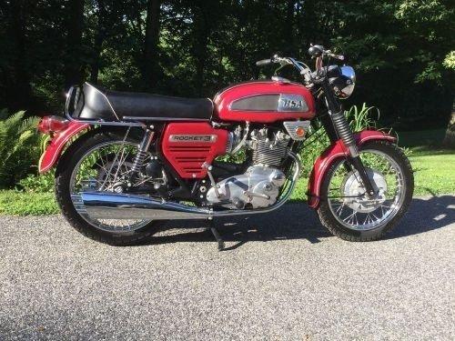 1969 BSA ROCKET III