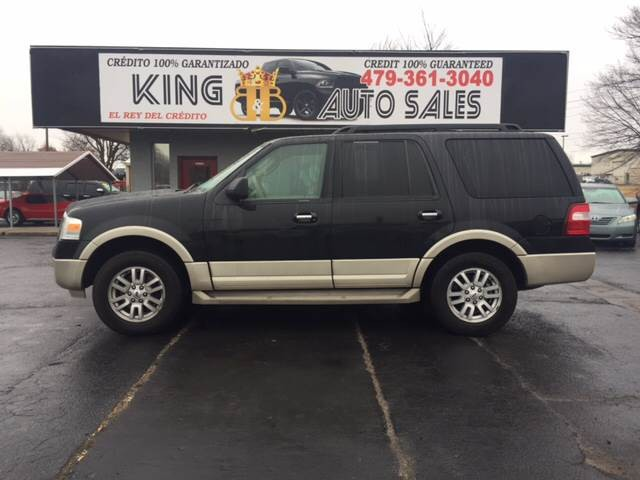 2010 Ford Expedition Eddie Bauer 4x2 4dr SUV