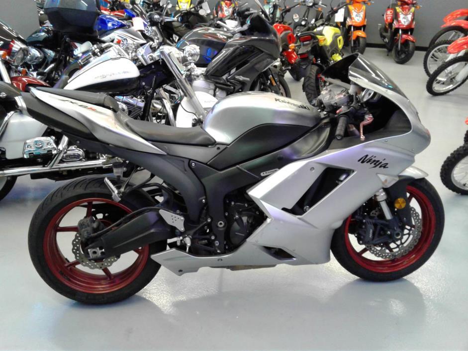 2007  Kawasaki  Ninja ZX™-6R