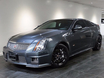 2012 Cadillac CTS 2dr Coupe 2012 CTS-V COUPE SUPERCHARGED NAV REAR-CAM A/C&HTD-SEATS556HP BOSE REMOTE-START