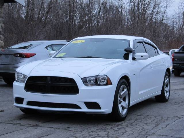 2013 Dodge Charger Police 4dr Sedan