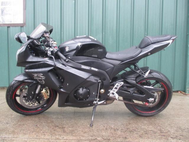 2012 Suzuki GSXR 1000 BLACK LOW MILES, EXTRAS A