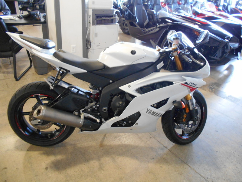 Yamaha yzf r6 motorcycles for sale in miami florida for Yamaha north miami