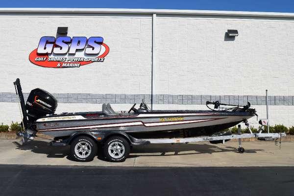 2011 Bass Cat Puma FTD