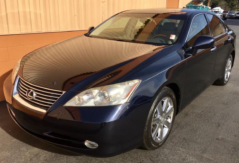lexus es 350 2007 cars for sale. Black Bedroom Furniture Sets. Home Design Ideas