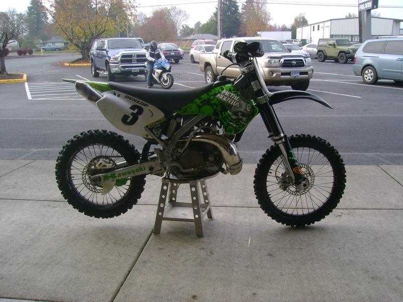 2004 Kawasaki KX 250