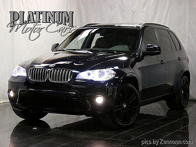2013 BMW X5 xDrive50i M Sport - 1 Owner - Clean Carfax - Tech Pkg - Cold Weather Pkg - Luxury Seating