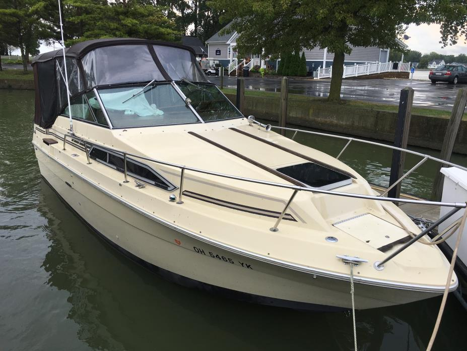 1984 Sea Ray Sundancer