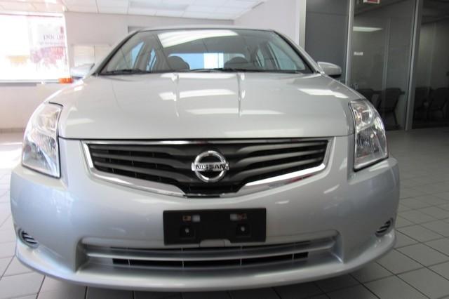 2012 Nissan Sentra 4dr Sdn I4 CVT 2.0