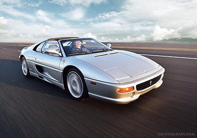 1999 Ferrari 355 F355 GTS 1999 Ferrari F355 GTS in Excellent Condition with Low Mileage