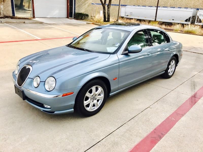 2003 Jaguar S-TYPE 4dr Sdn V6