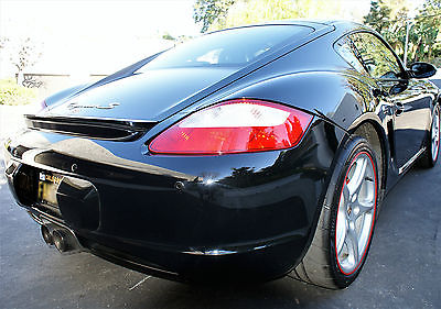 2006 Porsche Cayman S Hatchback 2-Door 1of1 Cayman S with open engine, new RE-71R tires, performance & suspension mods