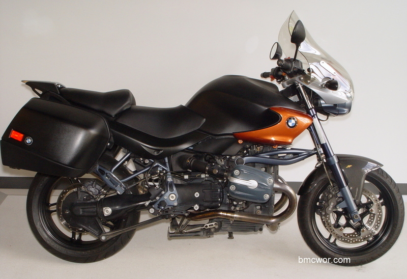 Bmw R1150r Rockster Motorcycles for sale
