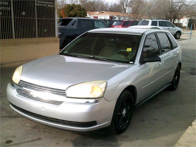 2005 Chevrolet Malibu Maxx 4 Dr Hatchback
