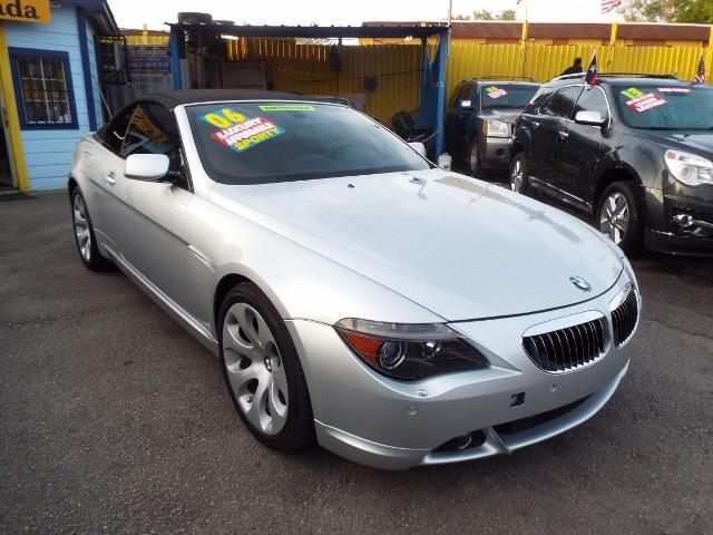 2006 BMW 650 I