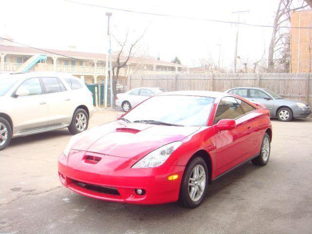 2001 Toyota Celica GT 2dr Hatchback