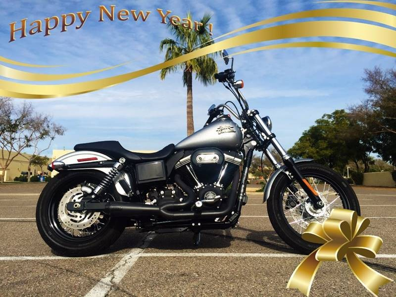 2015 Harley-Davidson FXDB Dyna Street Bob
