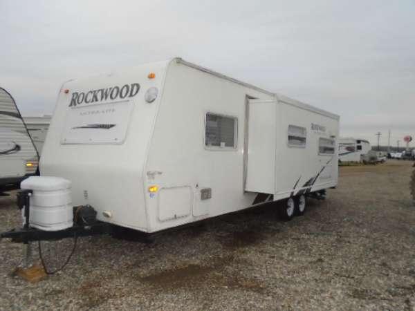 2008 Rockwood 2601SS
