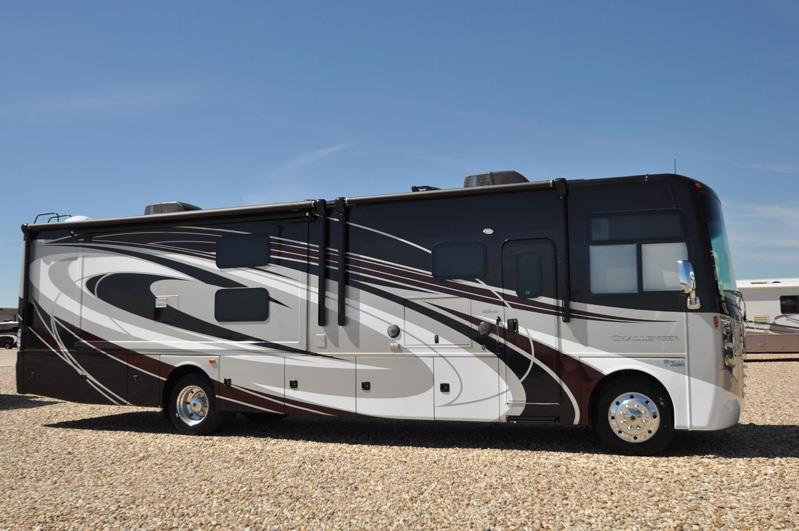 2017 Thor Motor Coach Challenger 37TB Bath & 1/2 Bunk Bed Wit