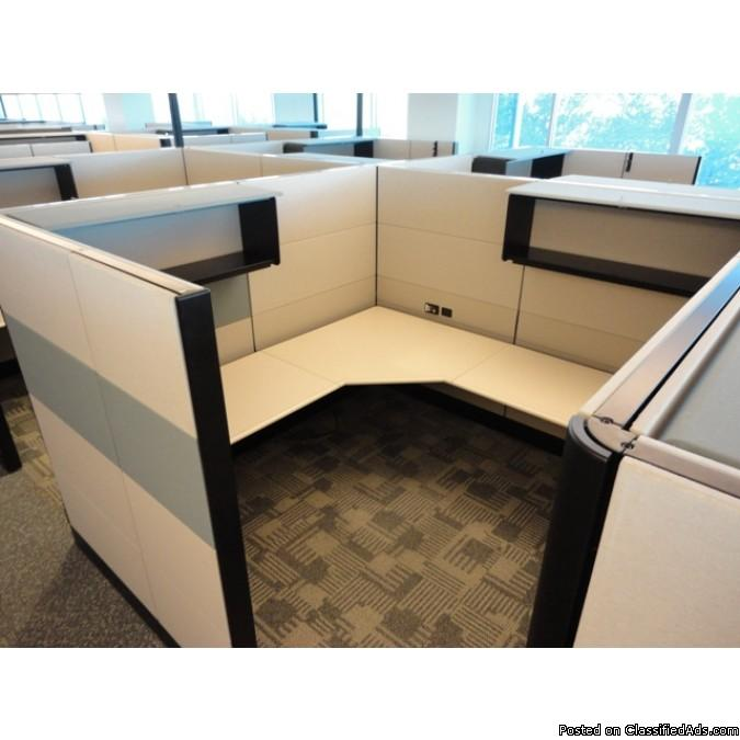 CLS-056 Herman Miller Ethospace Work Stations