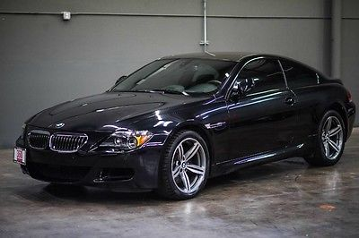 2006 BMW M6 Base Coupe 2-Door 2006 BMW M6