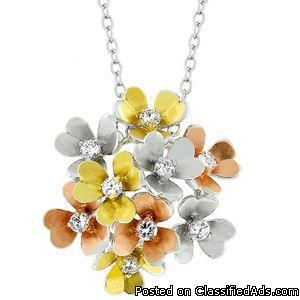 Summer Bouquet Pendant