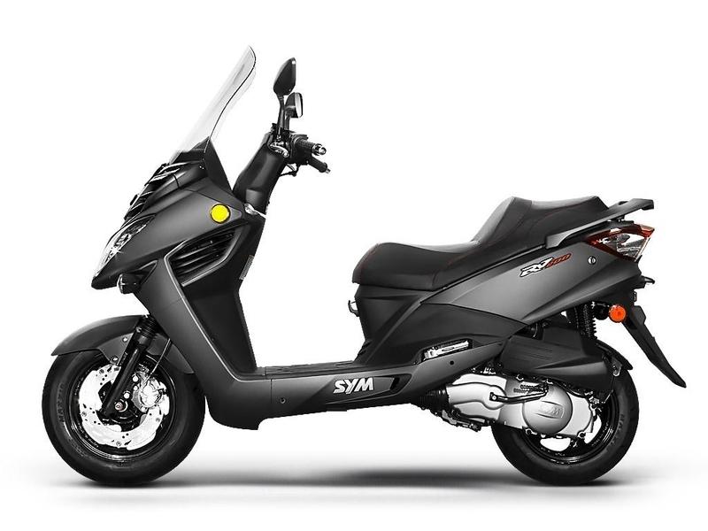 2016 SYM RV200