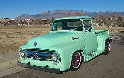 1956 Ford F-100 Custom 1956 F100 with V8 Cleveland Engine - Award Winning