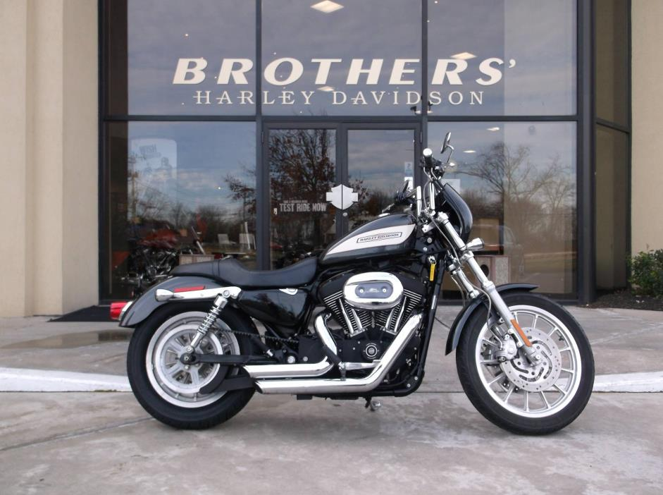 2006 harley davidson sportster 1200 roadster motorcycles for sale. Black Bedroom Furniture Sets. Home Design Ideas