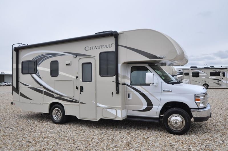 2017  Thor Motor Coach  Chateau 23U RV for Sale at MHSRV 15K A/C