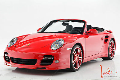 2012 Porsche 911 2012 Porsche 911 Turbo Cabriolet 25 Years Exclusive Package/ 178K MSRP/10K Miles