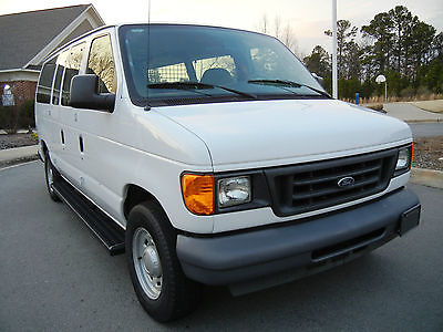 2006 Ford E-Series Van ECONOLINE E-150 CARGO CREW PACKAGE, 49K LOW MILES CREW PACKAGE ( $1,220 OPTION),Power Window/Door Locks ($655),Window GLASS ($380)