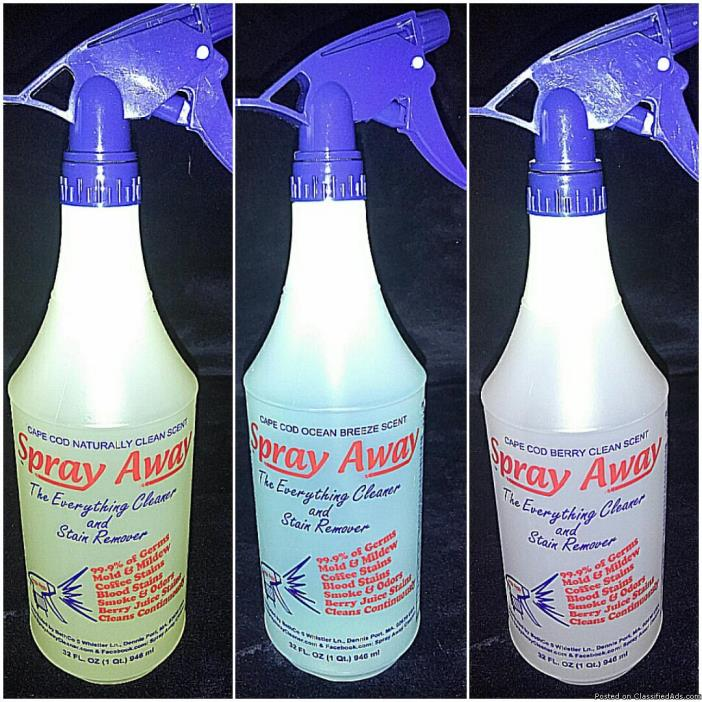 32oz Spray Away Cleaner (spray bottle)