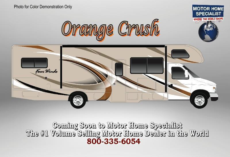 2017 Thor Motor Coach Four Winds 23U RV for Sale at MHSRV 15K