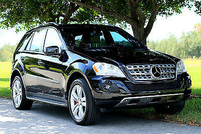 2011 Mercedes-Benz M-Class Base Sport Utility 4-Door 2011 Mercedes-Benz ML350 2012 ML500 BMW X3 X5 2013 2010 Mercedes ML