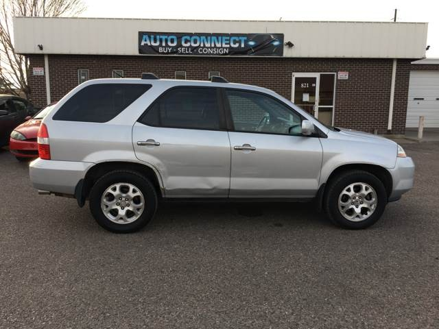 2001 Acura MDX Touring 4WD 4dr SUV