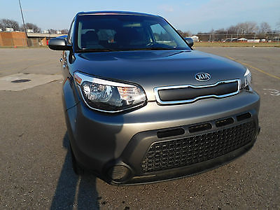 2014 Kia Soul Base Hatchback 4-Door 2014 KIA SOUL