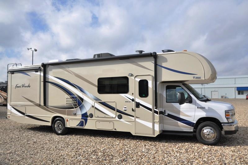 2017 Thor Motor Coach Four Winds 31L RV for Sale @ MHSRV.com A