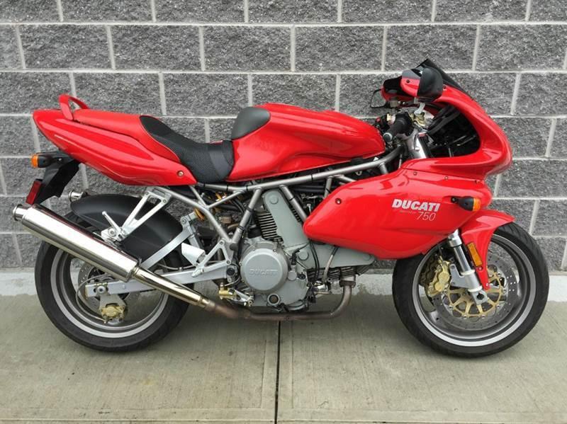 2002 ducati supersport 750 motorcycles for sale. Black Bedroom Furniture Sets. Home Design Ideas