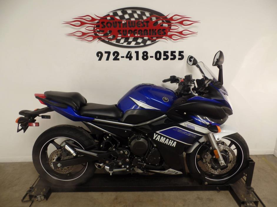 Yamaha fz 6r motorcycles for sale in dallas texas for Yamaha of dallas