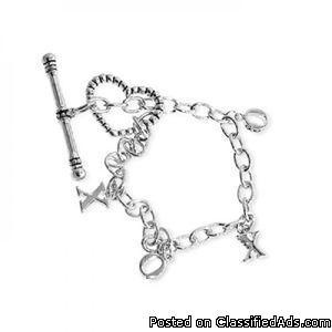 Xoxo Bracelet -Free shipping.