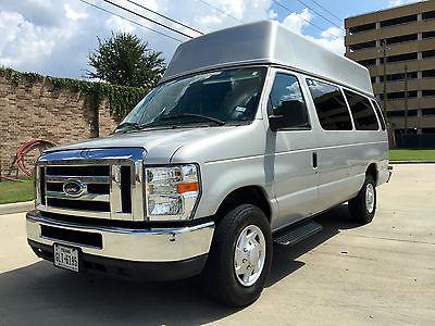 2011 Ford E-Series Van Econoline 350 2011 Ford Econoline XL E350, Wheelchair Access, Handicap, Super Duty!