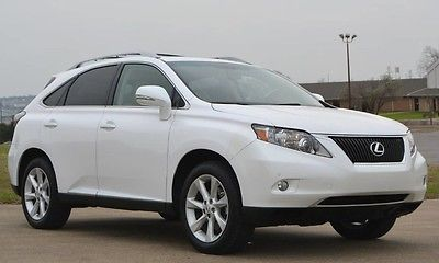 2010 Lexus RX 350 Premium 2WD 2010 RX350 Premium 11,000 Miles! One Owner Navigation Full Warranty Like New!
