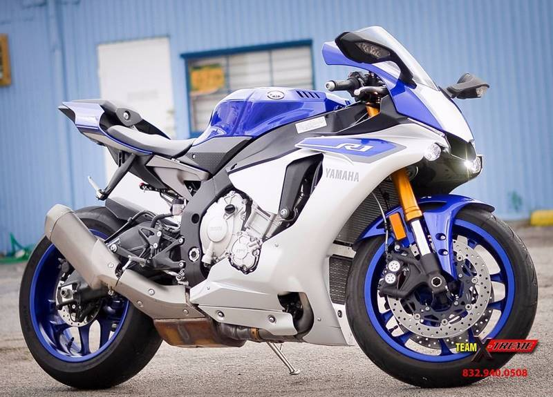 yamaha r1 motorcycles for sale in houston texas