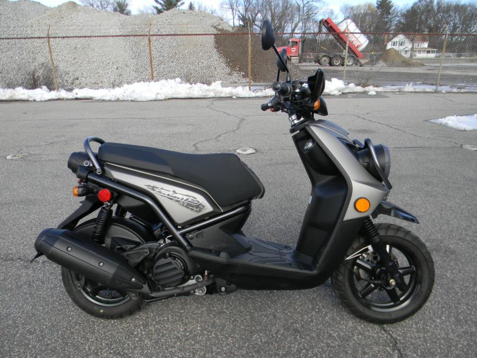 Yamaha 125 motorcycles for sale in springfield massachusetts for Yamaha of springfield