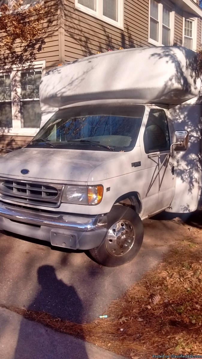 2000 Ford Cutvan Parts for Sale!
