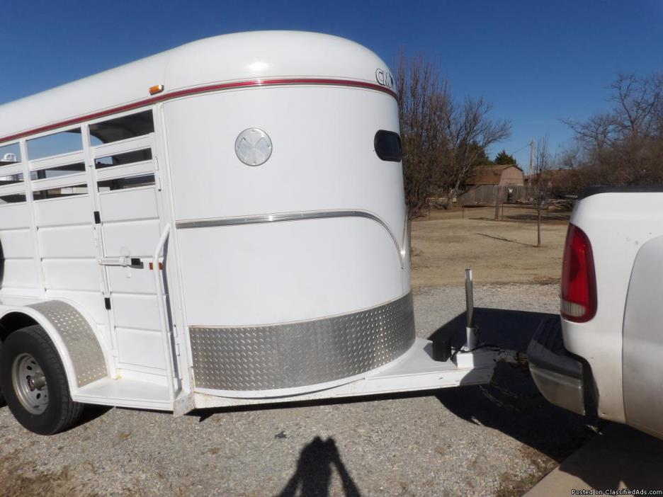 Stock Trailer for Sale