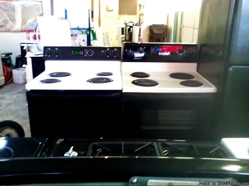 RE-CONDITIONED Appliances