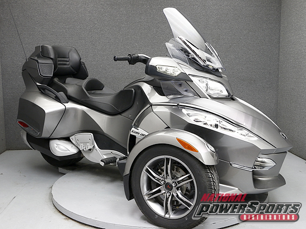 2012 Can Am SPYDER RT-S SE5